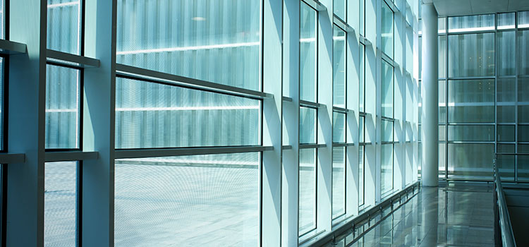 tipologie di vetro