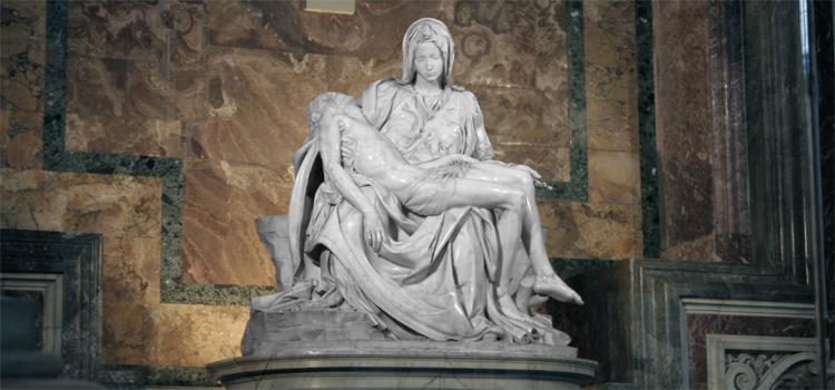Securglass è il vetro di sicurezza che protegge la Pietà di Michelangelo