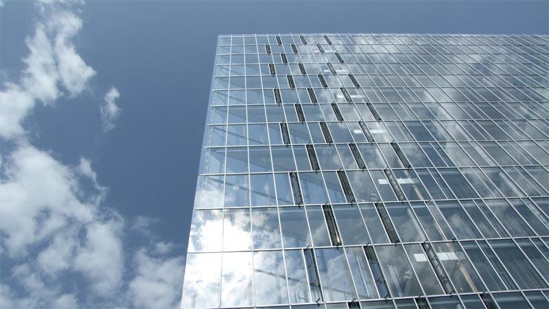Facciate strutturali in vetro