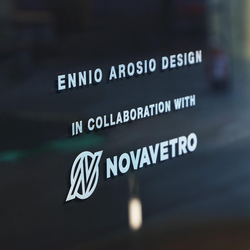 la collaborazione di Novavetro e Santambrogiomilano al Supersalone 2021